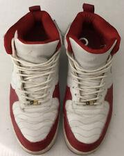 Nike AF-1 Jordan 2006 Red White  Sz 13