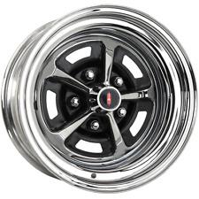 "SSI157 15x7 Oldsmobile SSI Rallye | 5x4 3/4"" bolt | 4.375"" backspace | Chrome fi"