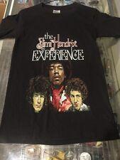 Jimi Hendrix Shirt Vintage  Original Small Tshirt 1980s Experience Rock 80s