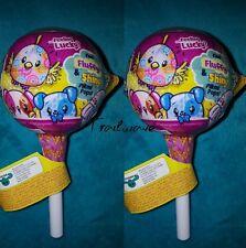 2 Pikmi Pops Surprise Plush Scented Toy ~ POP ~💗💜💙💚💛