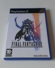 Juego Ps2 - Final Fantasy XII 12 - Pal España