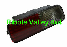 LAND ROVER DISCOVERY 2 NEW REAR BUMPER LIGHT L/H RED AND CLEAR XFB000730
