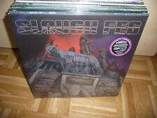 SLOUGH FEG - digital resistance  LP Purple Vinyl only 250 NEW Sealed