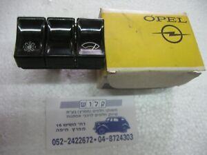 1963 -65 Opel Rekord A / B Sedan+Caravan , Dashboard Wipr / Fan Switch 1#1274743