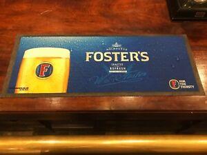 Fosters Beer Mats Sleeve 100