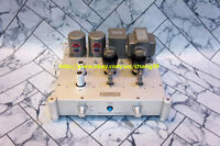 Altec 6A3 6B4G Single-Ended Tube Phono Integrated Amplifier 12AU7 12AX7 LP Audio