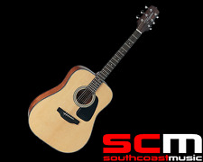 RRP$349 Takamine TD1DNS Steel String Acoustic Guitar Natural Satin DreadNought