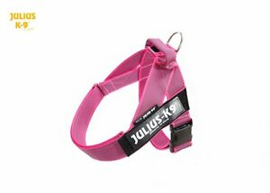 Julius K9 IDC Belt Harness for Dogs New Generation Pink NEW