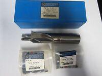 "new METCUT Widia 7F3-1703N 1-45//64/"" HSS TiCN Coated FIN Spade Drill Insert Blade"