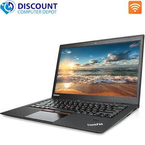 Lenovo Laptop ThinkPad X1 Carbon Core i5 3rd Gen 4GB 128GB SSD Windows 10 Pro PC