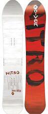 Nitro Fusion Snowboard Mens Sz 154cm