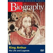 NEW King Arthur: His Life and Legends (DVD, 2005) Biography Bio Channel History