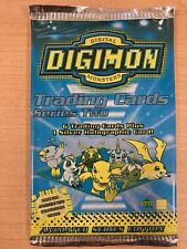 2000 Upper Deck Digimon Trading Cards Sealed Pack