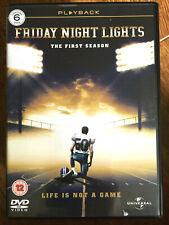 Friday Night Lights Season 1 DVD Box Set American Football US TV Drama Series