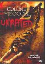 LE COLLINE HANNO GLI OCCHI 2  2007   DVD HORROR