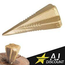 Coin à bois éclateur de bûches - Forme Etoile - 1.5 kg - GARANTIE A VIE