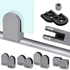 Stainless Steel Glass Clamp Handrail Curved Tube Clip Bracket Support 8 - 12 mm
