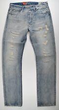 G-Star Raw, 3301 straight, used vintage look jeans w33 l36 nuevo!!!