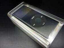 NEU Apple iPod nano 8GB  2. Generation OVP 2G 2th rar selten new black schwarz