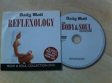 BODY & SOUL COLLECTION REFLEXOLOGY Therapeutic Treatments Health Well Being DVD