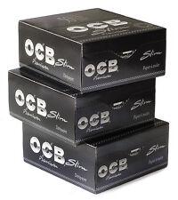 Rolling Paper OCB  PREMIUM SLIM King Size - 3 boxes