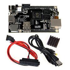 Mini PC Cubieboard 2 Sets Allwinner A20 Cubieboard 1GB DDR3 Arm ungefährlicher Board