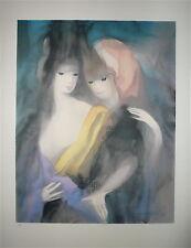 Marie Laurencin Lithographie d'après sur velin Exposition des arts décoratifs
