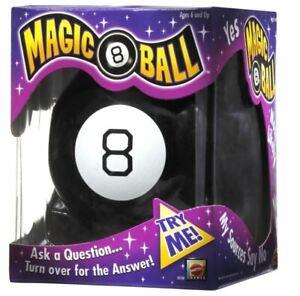 Board Games Magic 8-Ball BRAND NEW FREE SHIPPING