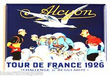 Tour de France 1926 FRIDGE MAGNET cycling poster bicycling bike bicycle