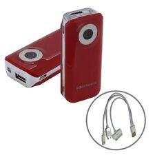 Accesorios rojo para reproductores MP3 Universal