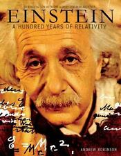 Einstein A hundred Years of Relativity by Andrew Robinson