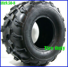 "4PLY 18X9.50- 8"" inch Rear Back Tyre Tire 150cc 200cc Quad Dirt Bike ATV Buggy"