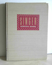 1949 Singer Sewing Book by Mary Brooks Picken Illustrated HDCVR FREE SH