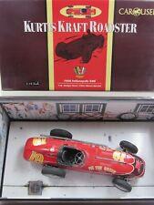 Carousel 1 Kurtis Kraft Roadster Rodger Ward Filter Queen Special 1956 Indy 500