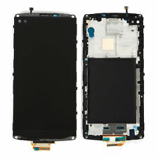 LG V10 H900 H901 LCD Screen Display Touch Screen Digitizer + Frame - Black USA