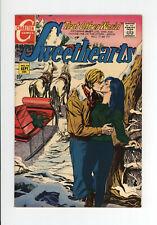 SWEETHEARTS #112 - HIGH GRADE - RARE ISSUE:  NONE ON CGC - GGA COVER 1970