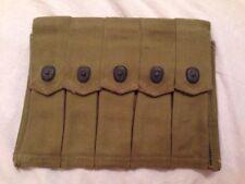 Porte chargeurs Thompson   US WW2  Original Daté 1943