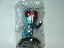 SD Kamen Rider W Cyclone/Joker - Mini Big Head Figure Vol. 2 Set! Ultraman