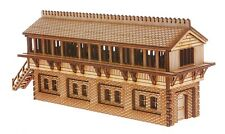 SB003 Large Signal Box OO Gauge Laser Cut Kit