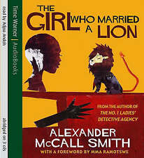The Girl Who Married A Lion, Alexander McCall Smith (CD-Audiobook) 3 cds