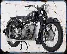 Bmw R 51 3 1 A4 Metal Sign Motorbike Vintage Aged