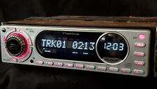Rockford Fosgate RFX-9200 CD Player Receiver Stereo Deck Copper Chasis RARE