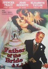 Father of the Bride Spencer Tracy, Joan Bennett, Elizabeth NEW SEALED UK R2 DVD