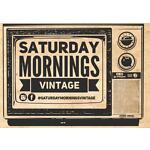 Saturday Mornings Vintage