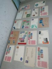 Nystamps Israel old stamp FDC first day cover collection high value