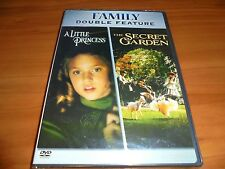 Little Princess / Secret Garden (DVD, Widescreen/Full Frame 2006) NEW