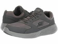 size 8.5 SKECHERS Go Run 600 MENS Walking Running Training shoes sneakers Gray