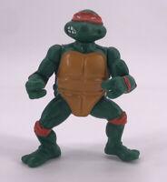 Vintage 1988 Teenage Mutant Ninja Turtles Figure TMNT Raphael Toy Rare