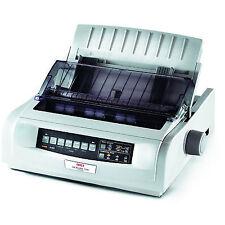 OKI Microline Ml5591eco 24-pin Dot Matrix Printer