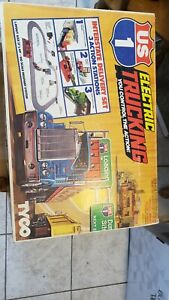 Tyco us1 electric trucking Interstate Delivery Sets! Must read, complete!